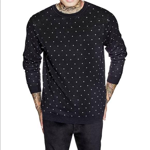 Polka Dot Mens Sweaters Wwwpicswecom